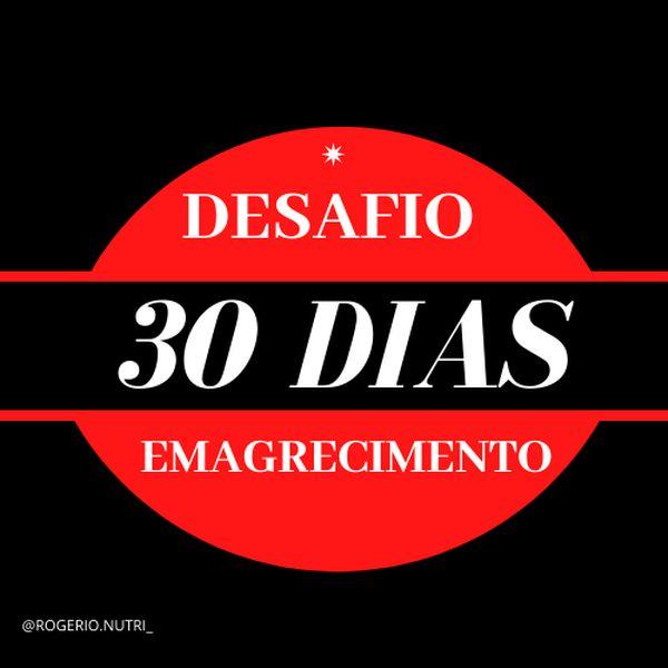 Imagem principal do produto Desafio de 30 Dias