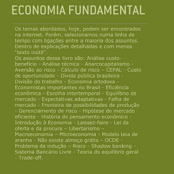 Imagem principal do produto ECONOMIA FUNDAMENTAL