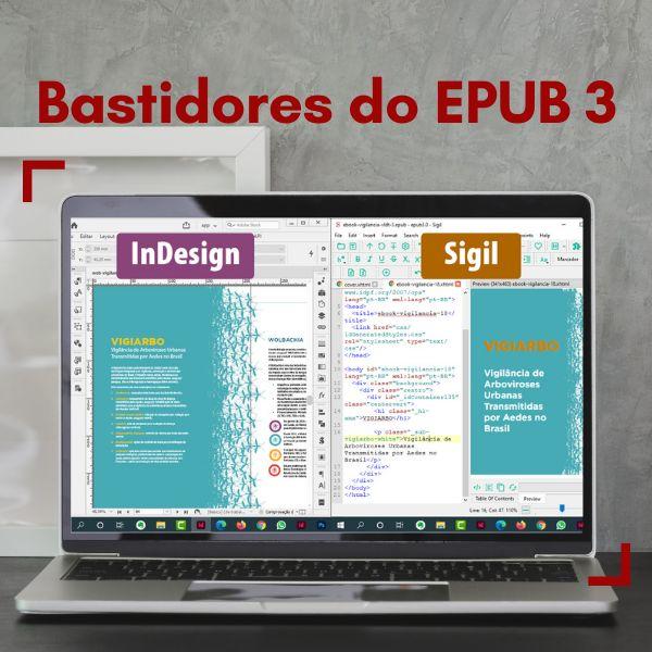 Imagem principal do produto Bastidores do EPUB 3 - A produção de um eBook sem cortes!