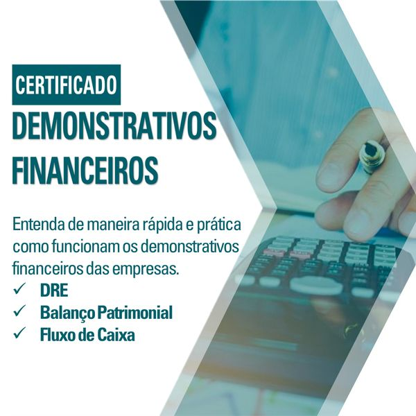 Imagem principal do produto Entendendo aos Demonstrativos Financeiros
