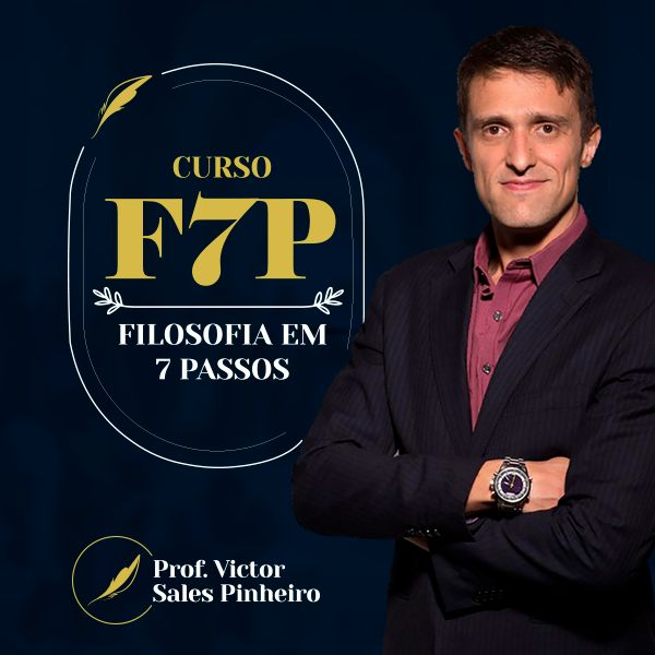 Imagem principal do produto Curso F7P - Filosofia em 7 Passos