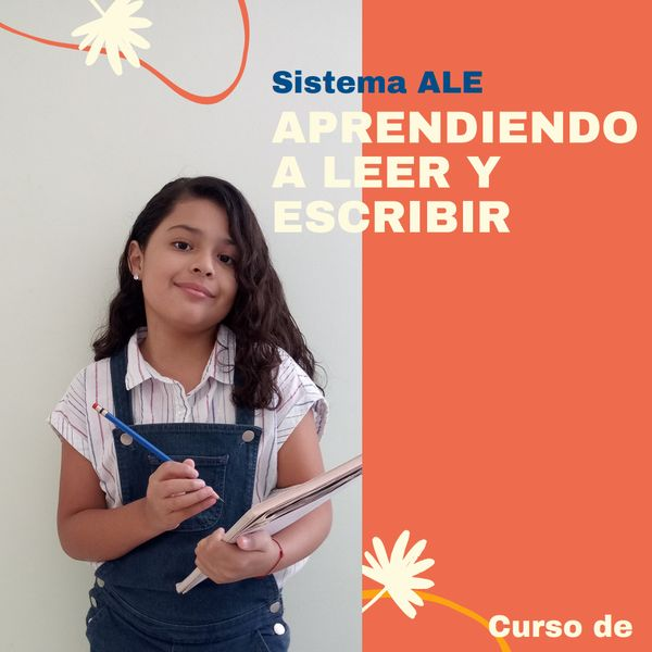 Imagem principal do produto Aprendiendo a Leer y Escribir (Sistema ALE)