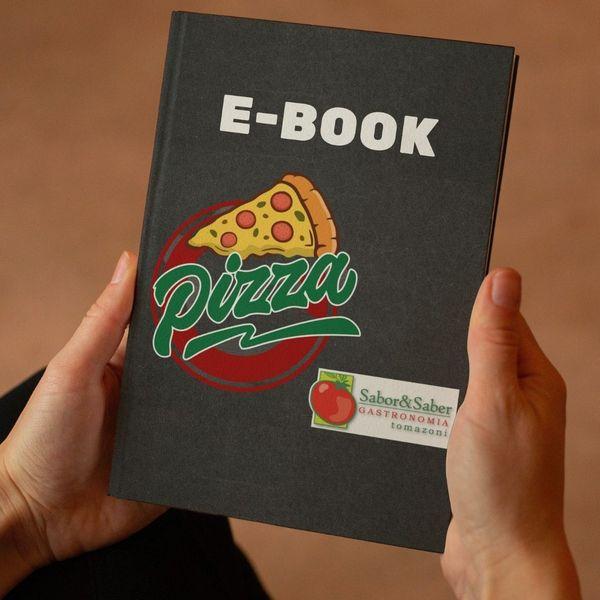 Imagem principal do produto E-book Pizzas Especiais