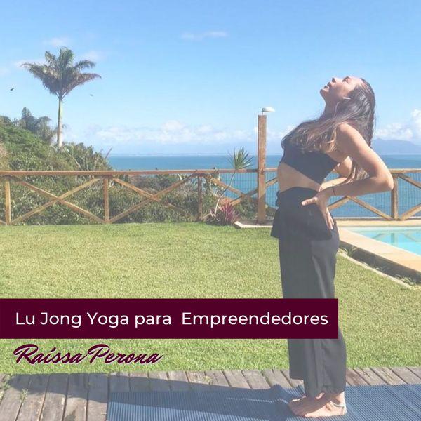 Imagem principal do produto Curso + Mentoria Lu Jong Yoga para Empreendedores