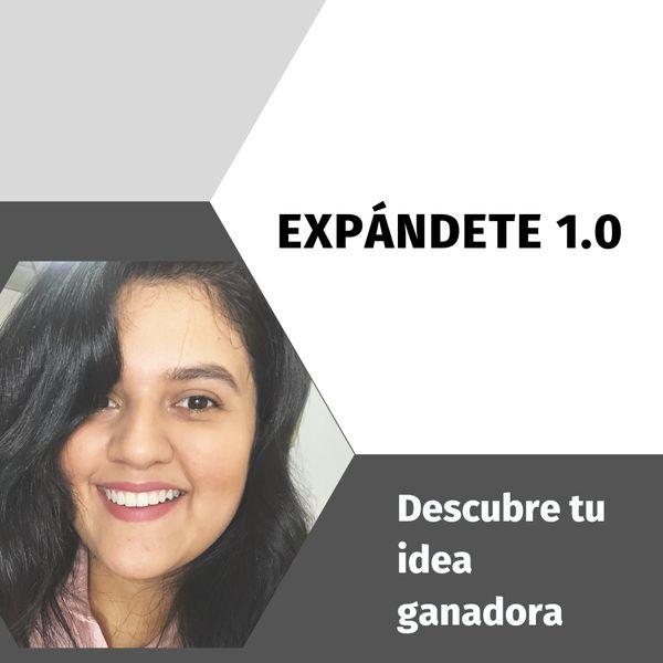 Imagem principal do produto EXPANDETE 1.0: 3 PASOS PARA ENCONTRAR MI IDEA DE EMPRENDIMIENTO.