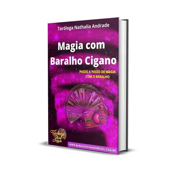 Imagem principal do produto Magia com Baralho Cigano