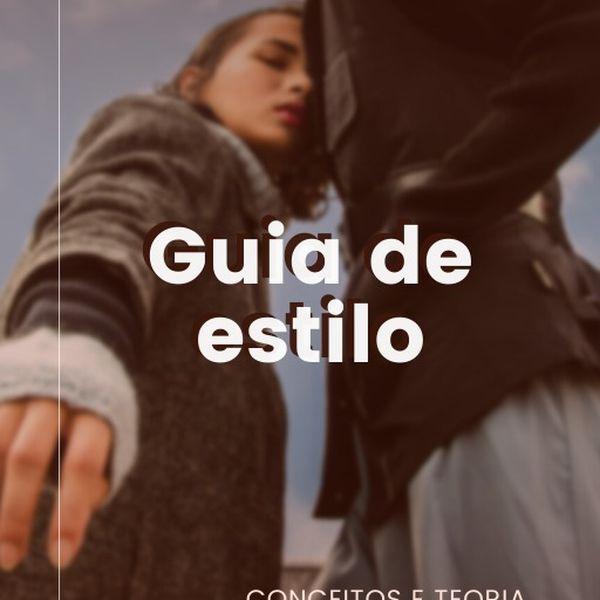 Imagem principal do produto Guia de Estilo - Feminino