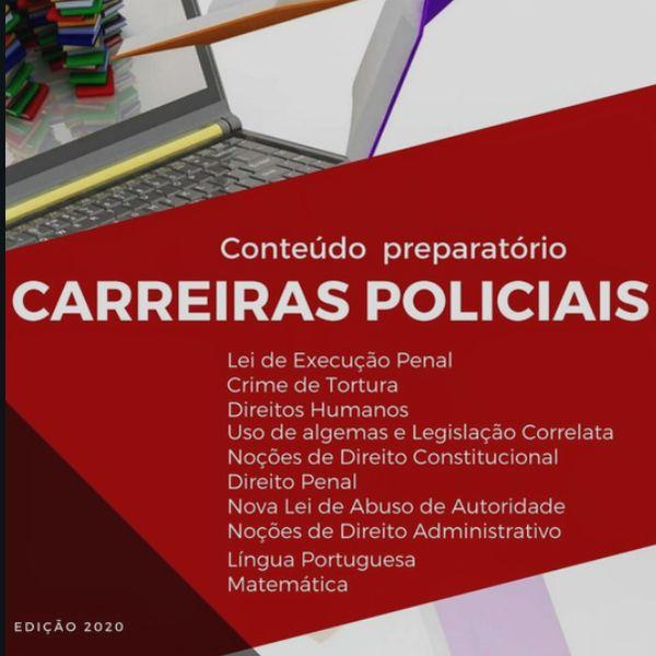 Imagem principal do produto CARREIRAS POLICIAIS IN'FOCO