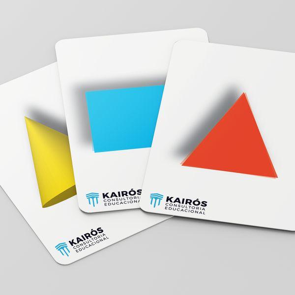 Imagem principal do produto Combo Jogos e Cards Kairós