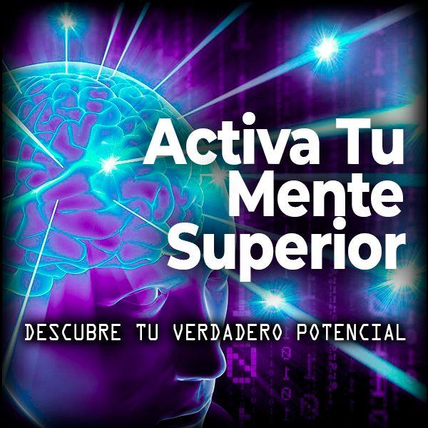Imagem principal do produto ACTIVA TU MENTE SUPERIOR Y DESCUBRE TU VERDADERO POTENCIAL