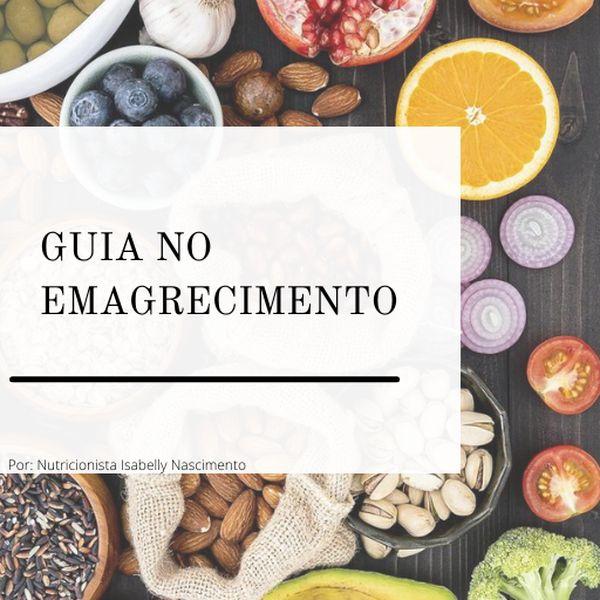 Imagem principal do produto GUIA NO EMAGRECIMENTO