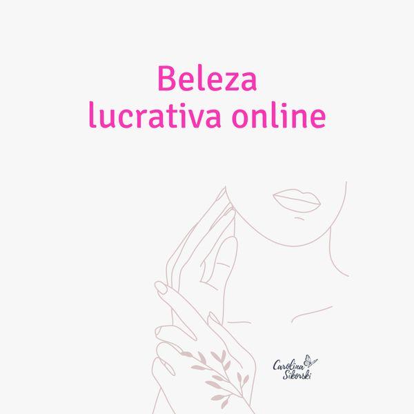 Imagem principal do produto Beleza lucrativa online
