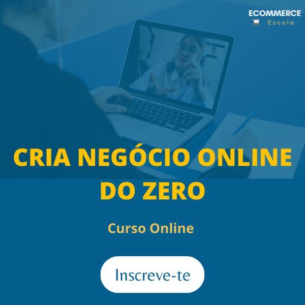 Imagem principal do produto Criar Negócio Online do Zero