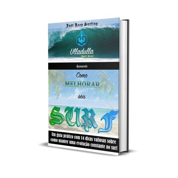 Imagem principal do produto E-book Como Melhorar Seu Surf - 14 Dicas Valiosas