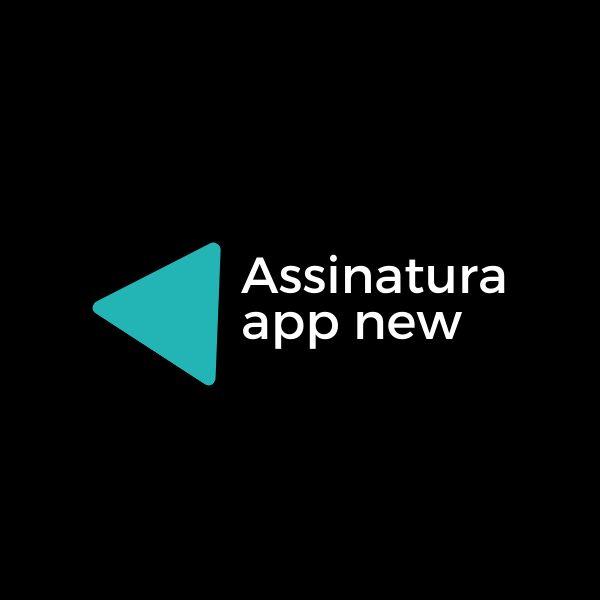 Imagem principal do produto Assinutura app new