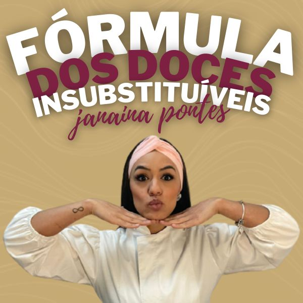 Imagem principal do produto Fórmula dos doces insubstituíveis