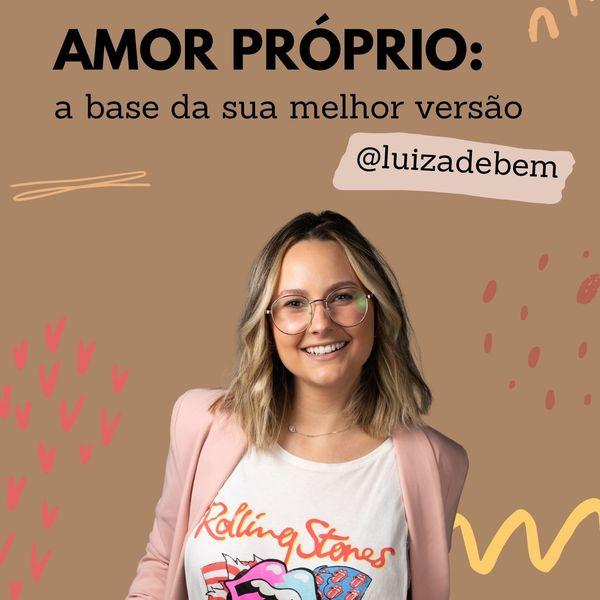 Imagem principal do produto Amor próprio: a base da sua melhor versão