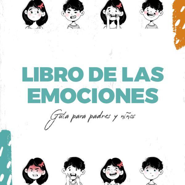 Imagem principal do produto Libro de las Emociones
