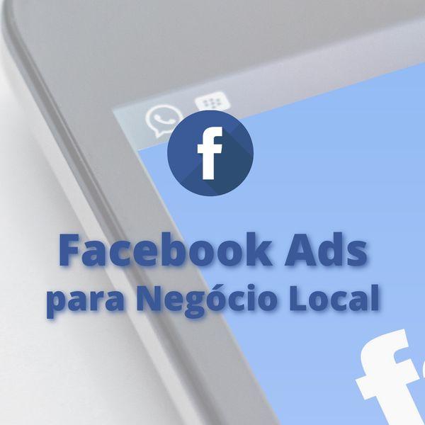 Imagem principal do produto Facebook Ads para Negócio Local