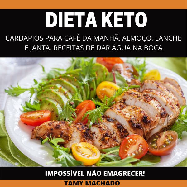 Imagem principal do produto Ebook Dieta Keto
