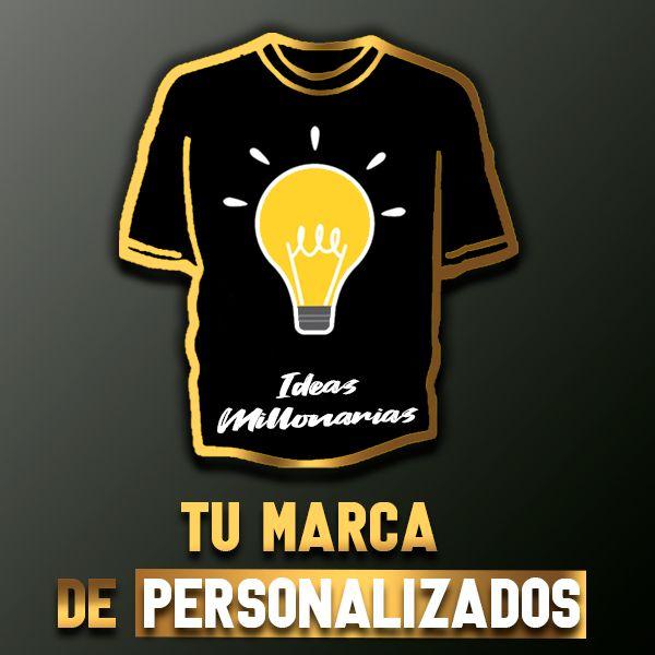Imagem principal do produto Tu Marca de Personalizados
