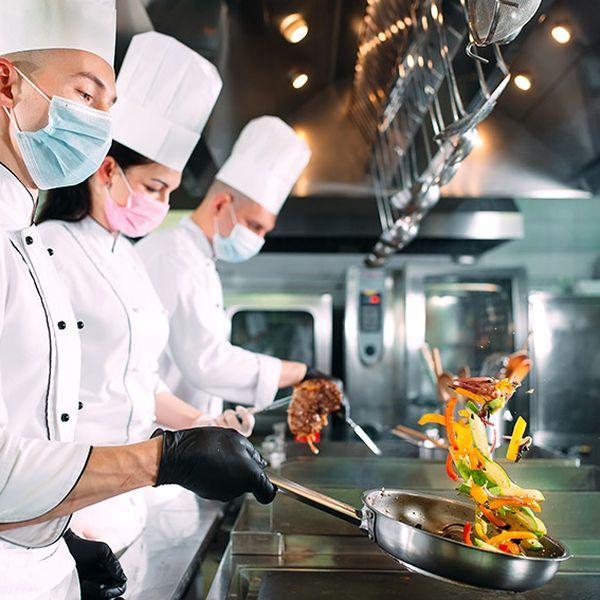 Imagem principal do produto Como abrir um restaurante?