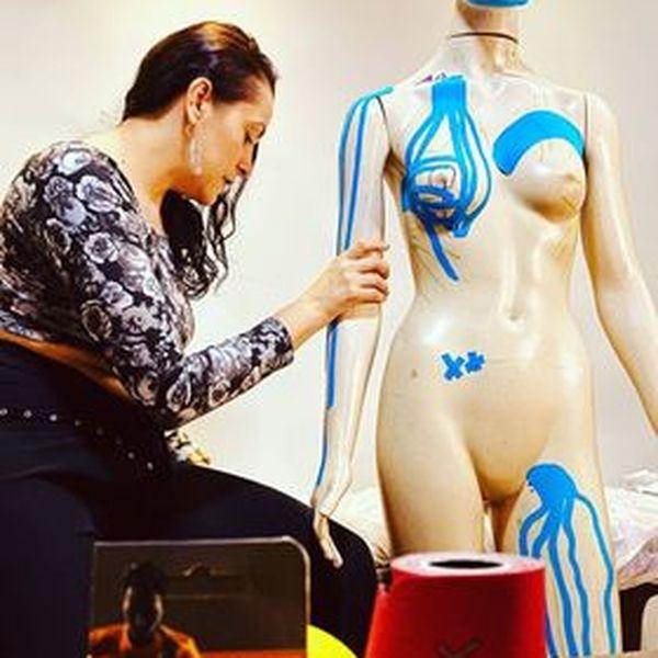 Imagem principal do produto Curso de taping  no pós operatório e estética