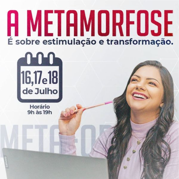 Imagem principal do produto A METAMORFOSE