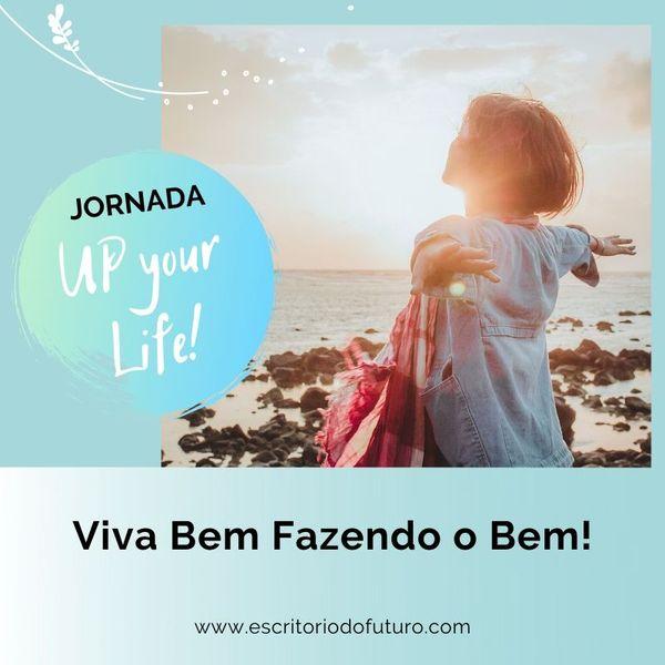 Imagem principal do produto Jornada UP Your Life!