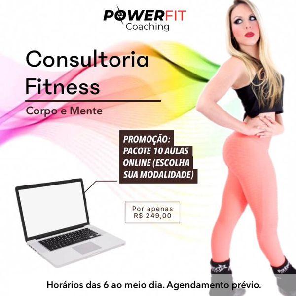 Imagem principal do produto POWERFIT Aulas Online + Coach