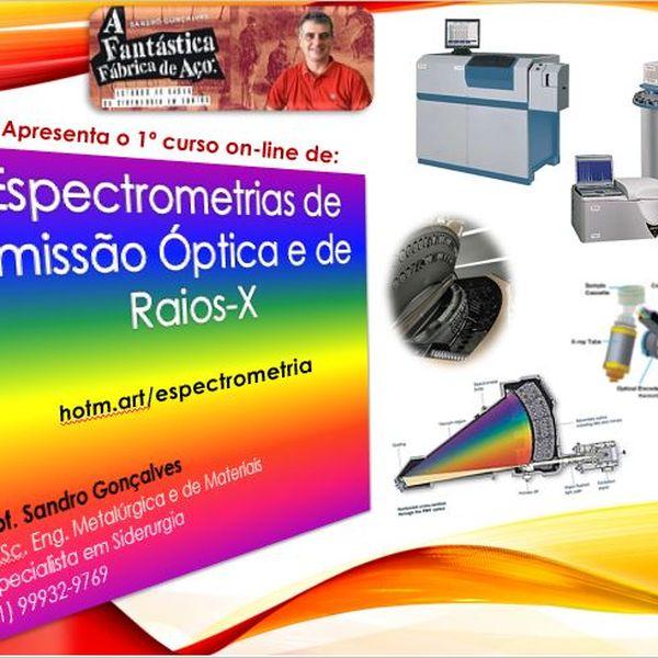 Imagem principal do produto Espectrometrias de emissão óptica e de raios-x - Técnicas de Operação e Manutenção.