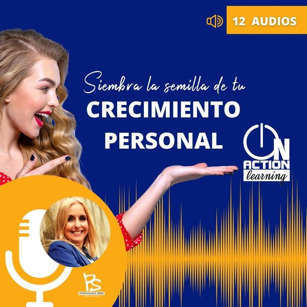 Imagem principal do produto CRECIMIENTO PERSONAL - Podcast PS