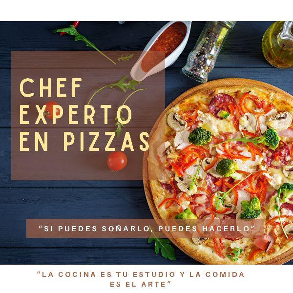 Imagem principal do produto Chef Experto en Pizzas