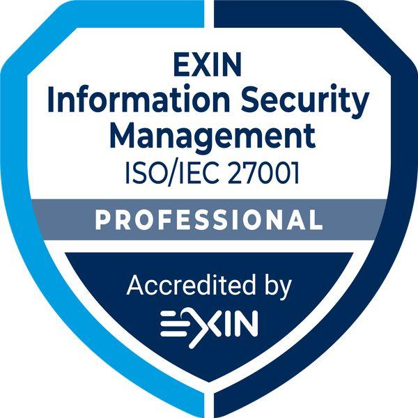 Imagem principal do produto Exin ISMP - Information Security Management Professional
