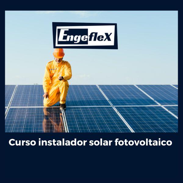 Imagem principal do produto Instalador energia solar fotovoltaica