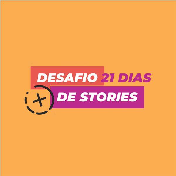 Imagem principal do produto Desafio 21 Dias de Stories para Dentistas