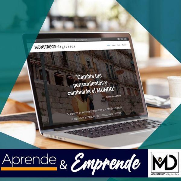 Imagem principal do produto APRENDE Y EMPRENDE