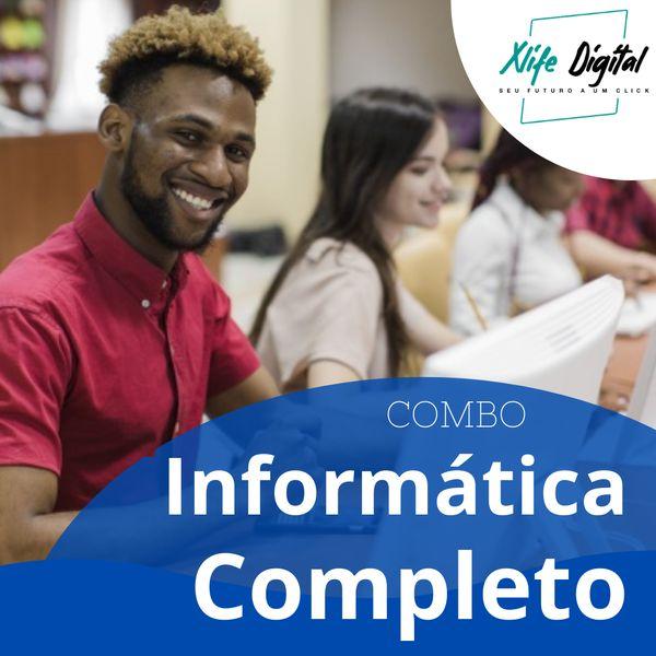 Imagem principal do produto Curso Informática Completo - COMBO
