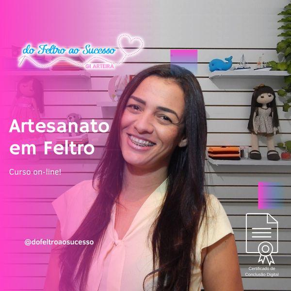 Imagem principal do produto DO FELTRO AO SUCESSO