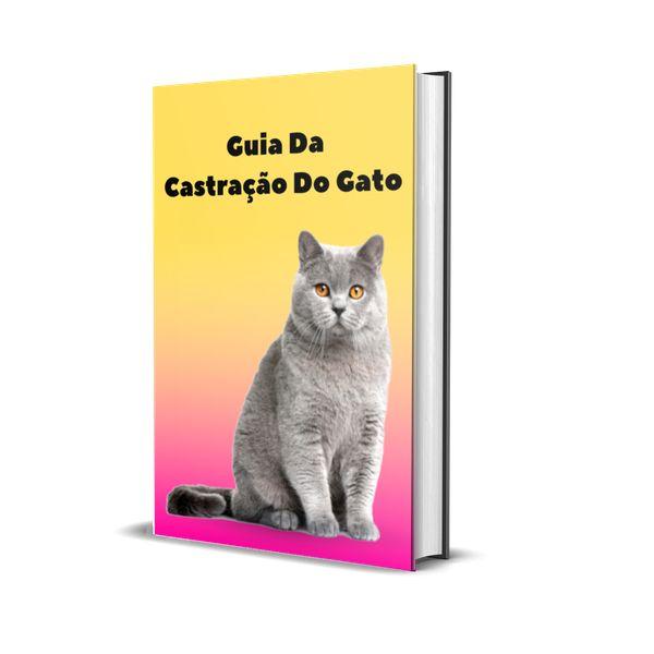 Imagem principal do produto Guia Da Castração Do Gato