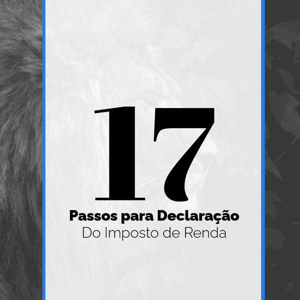 Imagem principal do produto 17 Passos para Declaração do Imposto de Renda