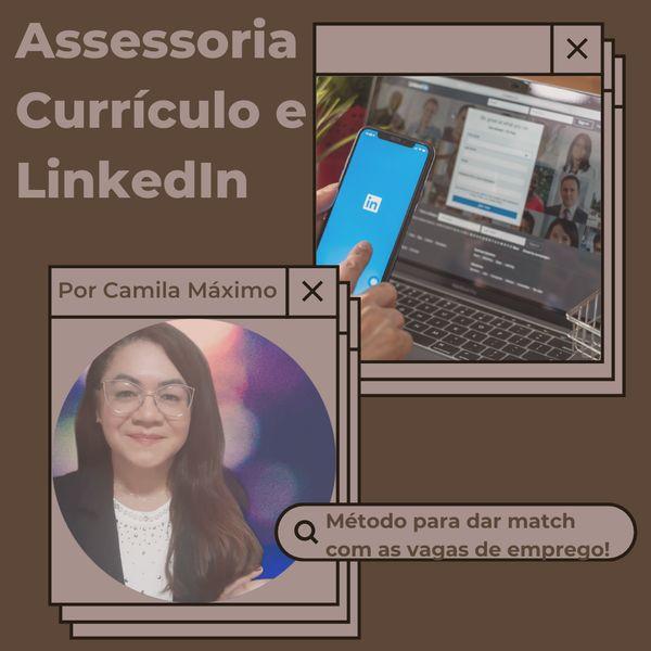 Imagem principal do produto Assessoria e reformulação de currículo e LinkedIn