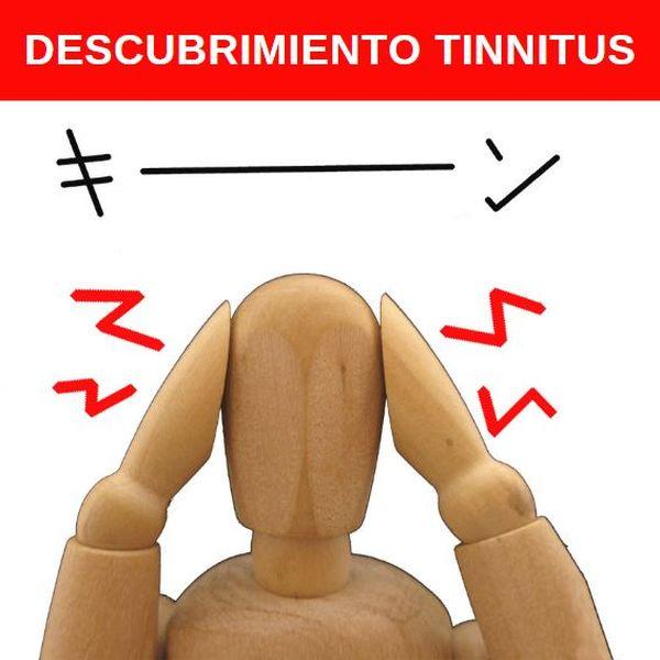 Imagem principal do produto Descubrimiento Tinnitus