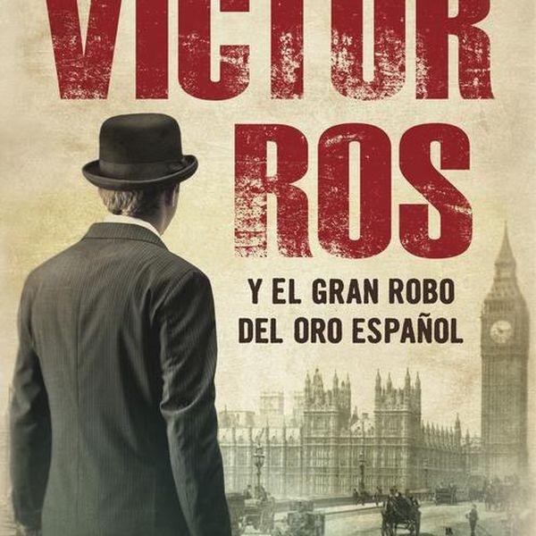 Imagem principal do produto Audiolibro Víctor Ros y el Gran Robo del Oro Español