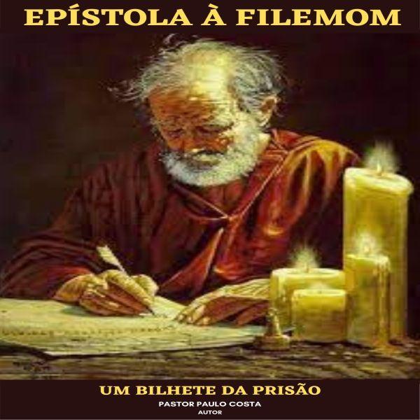 Imagem principal do produto EPISTOLA À FILEMOM COMENTADA