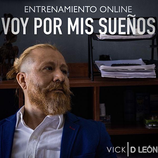 Imagem principal do produto Entrenamiento: VOY POR MIS SUEÑOS.