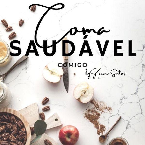 Imagem principal do produto COMA SAUDÁVEL COMIGO by Karina Santos