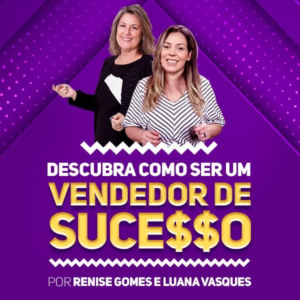 Imagem principal do produto DESCUBRA COMO SER UM VENDEDOR DE SUCESSO