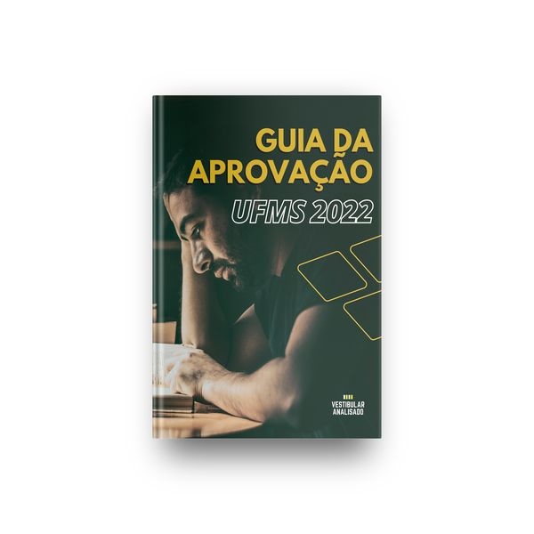 Imagem principal do produto Guia Vestibular UFMS 2022