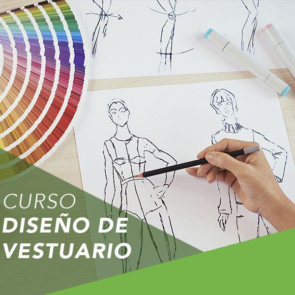 Imagem principal do produto Curso Diseño de Vestuario
